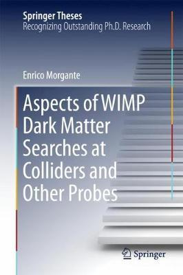 Aspects of WIMP Dark Matter Searches at Colliders and Other Probes by Enrico Morgante image