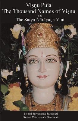 Vishnu Sahasranama & Satyanarayana Vrat by Swami Satyananda Saraswati image