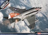 Academy 1/72 USMA F-4J Phantom Red Devils - Scale Model