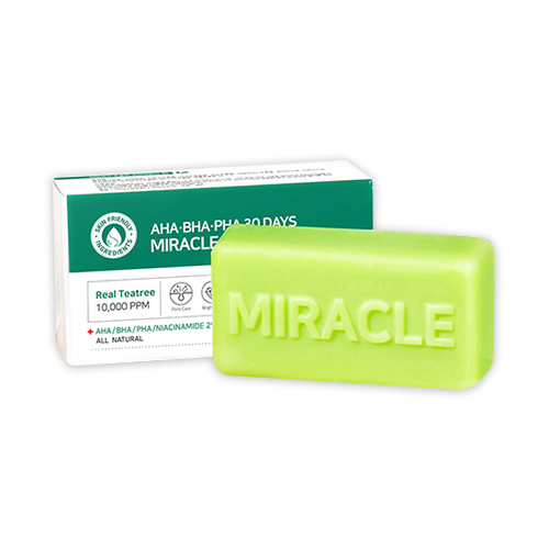 Some By Mi - AHA, BHA, PHA 30 Days Miracle Cleansing Bar