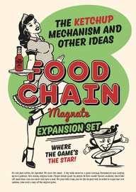 Food Chain Magnate: The Ketchup Mechanism & Other Ideas - Expansion Set