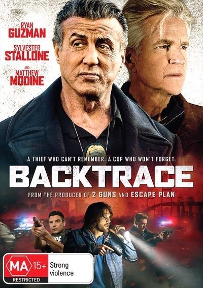 Backtrace on DVD