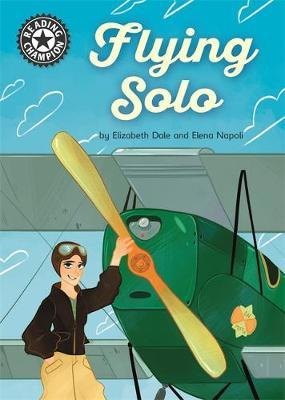 Reading Champion: Flying Solo by Elizabeth Dale image