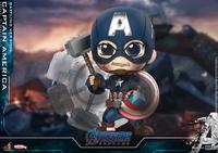 Avengers: Endgame - Captain America (Battling) Cosbaby Figure