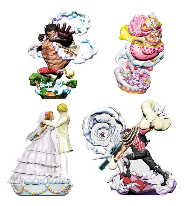 One Piece: Trading Mascot - Assorted Figure