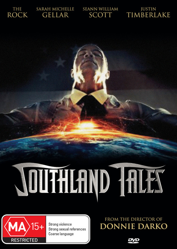 Southland Tales on DVD