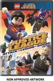 LEGO: Justice League: Attack of the Legion of Doom DVD