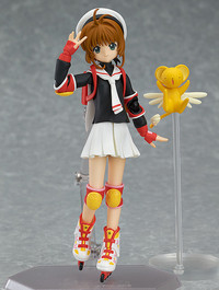 Card Captor Sakura: Sakura Kinomoto (School Uniform ver.) Figma