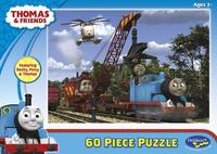 Holdson 60pce Puzzles - Thomas - Rocky, Percy & Thomas