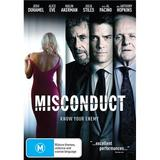 Misconduct DVD