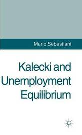 Kalecki and Unemployment Equilibrium by Mario Sebastiani image