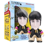 "The Beatles: Paul McCartney 4.5"" Titans Vinyl Figure"