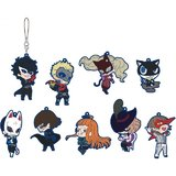 Persona 5 Rubber Mascot Vol.2 (Blind Box)