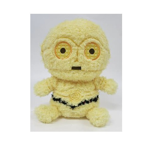 Star Wars: Poff Moff Plush - C-3PO