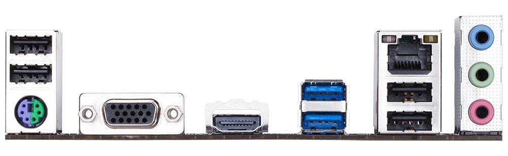 Gigabyte H310M H MATX Motherboard image