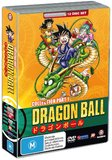 Dragon Ball Complete Collection Part 1 (Sagas 1-6) (Fatpack) DVD