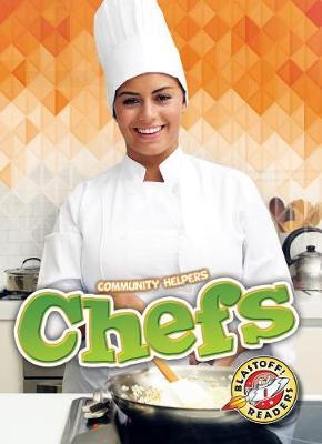Chefs by Kate Moening