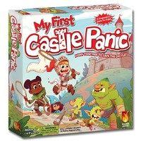 My First Castle Panic - Board Game