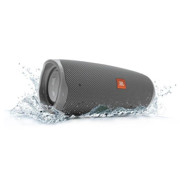 JBL Charge 4 Bluetooth Speaker - Grey