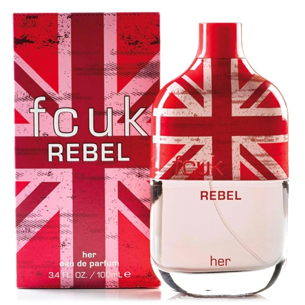 Fcuk - Rebel Perfume (EDP, 100ml) image