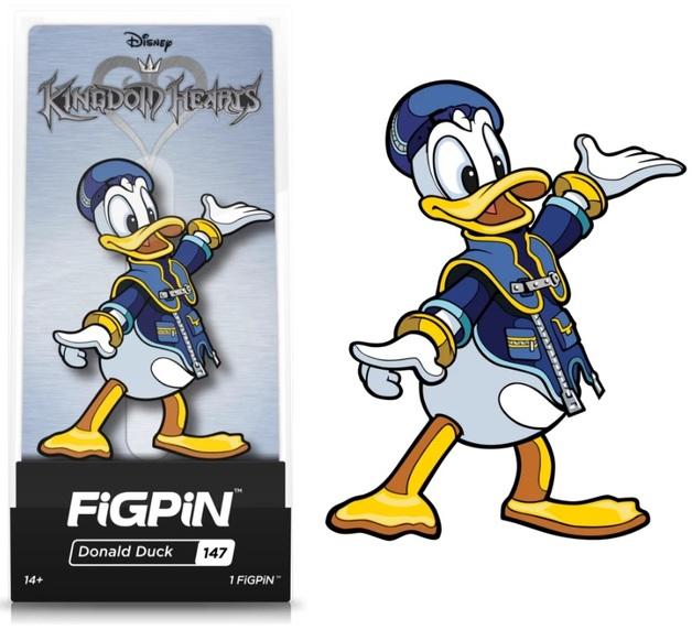 Kingdom Hearts: Donald Duck (#147) - Collectors FiGPiN
