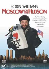 Moscow On The Hudson on DVD