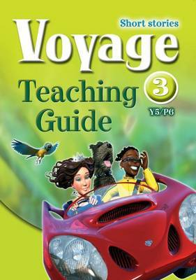 Oxford English Voyage: Year 5/P6: Teaching Guide 3 by Lindsay Pickton image