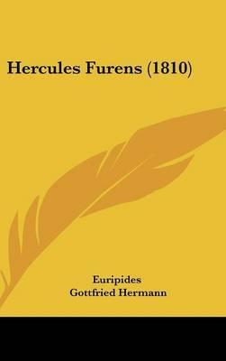 Hercules Furens (1810) by * Euripides image