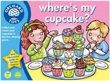 Orchard Toys: Where's My Cupcake