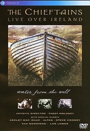 The Chieftains: Live Over Ireland on DVD