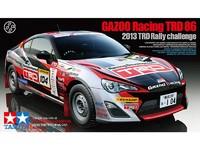 Tamiya 1/24 scale Gazoo Racing Toyota 86 Model Kit