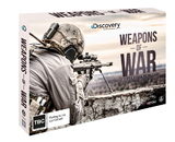 Weapons of War - Collector's Set on DVD