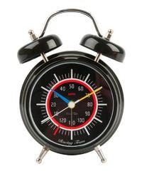 Wanted Racing Team Alarm Clock