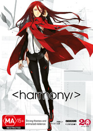 Project Itoh: Harmony on DVD