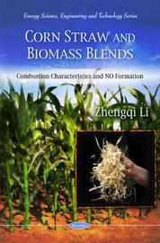 Corn Straw & Biomass Blends by Zhengqi Li image