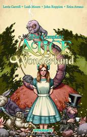 Complete Alice in Wonderland: v. 1 by Leah Moore image