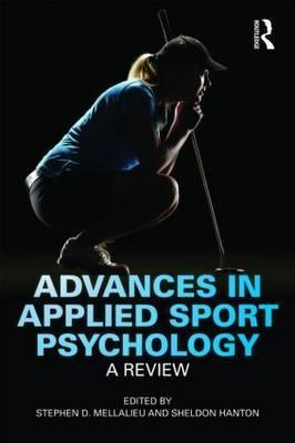 Advances in Applied Sport Psychology