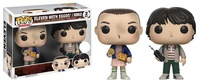 Stranger Things - Eleven (Eggos) & Mike Pop! Vinyl 2-Pack