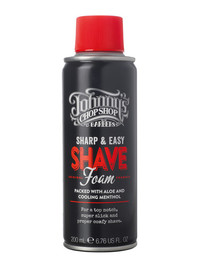 Johnny's Chop Shop - Sharp & Easy Shave Foam (200ml)
