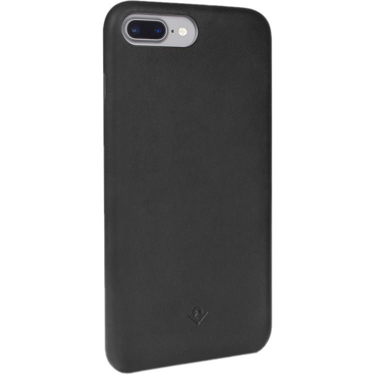 Twelve South Relaxed Leather case for iPhone 6/6S/7 Plus (Black) image