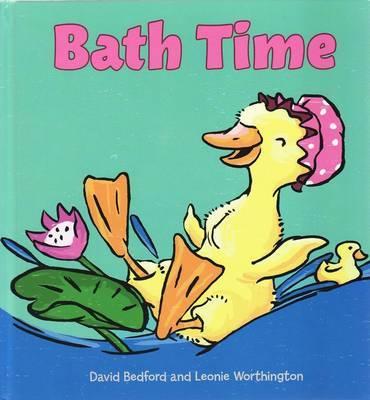 Bath Time by David, Worthington, Leonie Bedford image
