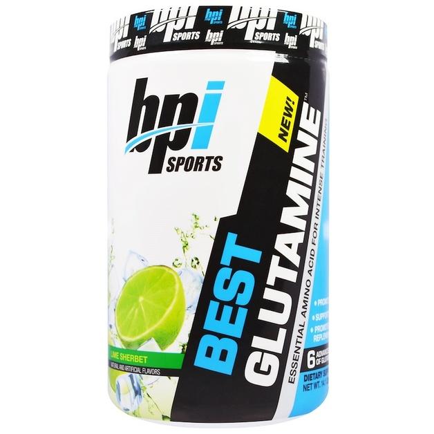 BPI Sports Best Glutamine - Lime Sherbert (50 Serve)