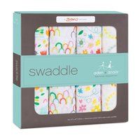 Aden + Anais: Classic Swaddle - Fairground (4 Pack)