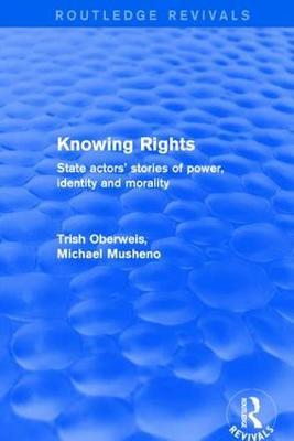 Revival: Knowing Rights (2001) by Trish Oberweis