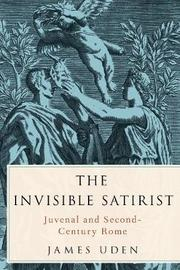 The Invisible Satirist by James Uden image