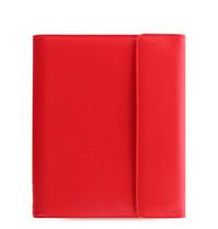 Filofax: Saffiano Wrap Large Tablet Case - Poppy