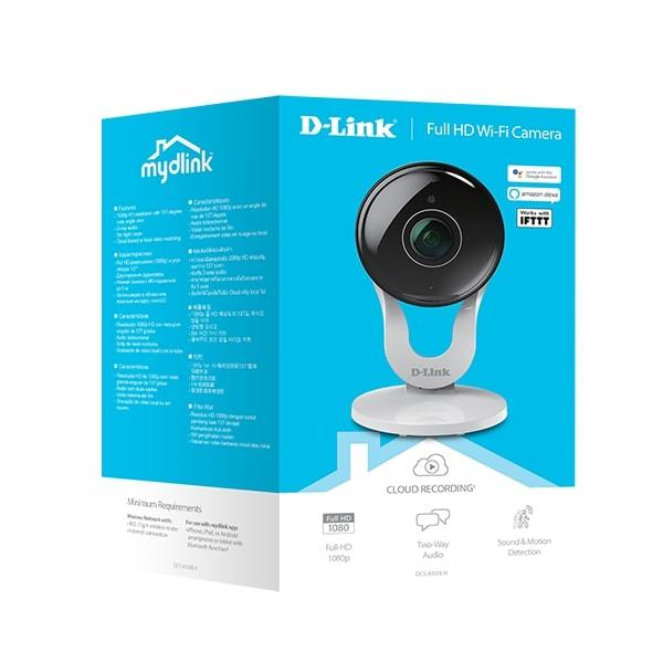 D-Link: 1080p DCS-8300LH WiFi Camera image
