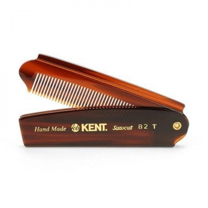 Kent Men's 82T Large Folding Pocket Comb image