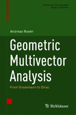 Geometric Multivector Analysis by Andreas Rosen image