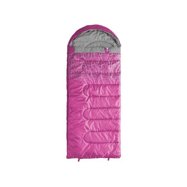 Caribee: Moonshine Kids Sleeping Bag - Hot Pink